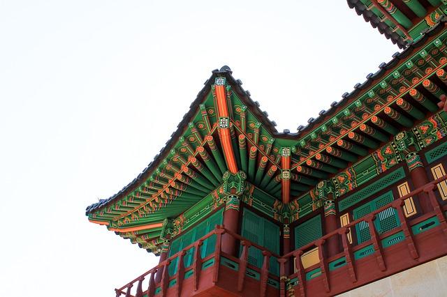 韓国の建造物