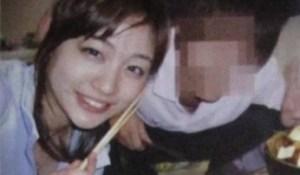 新井恵理那と元彼氏に写真