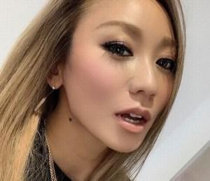 倖田來未の写真