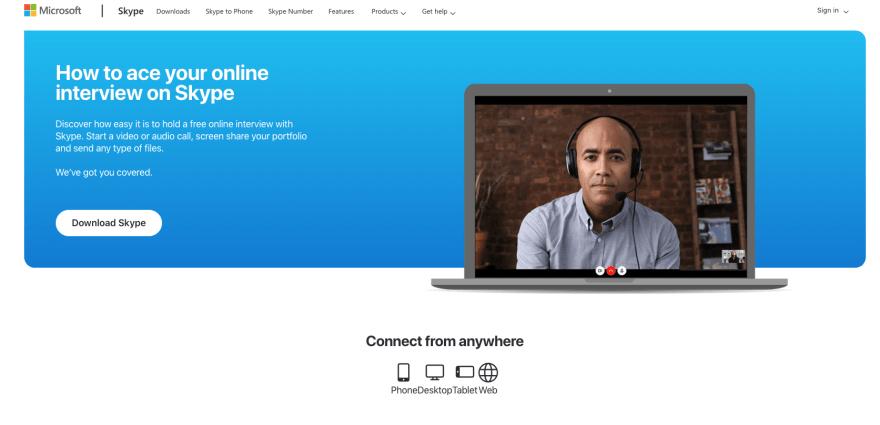 3423b5cb067518675e4210f96a57eb64 - 【入門編】オンライン英会話の必需品 Skypeの使い方