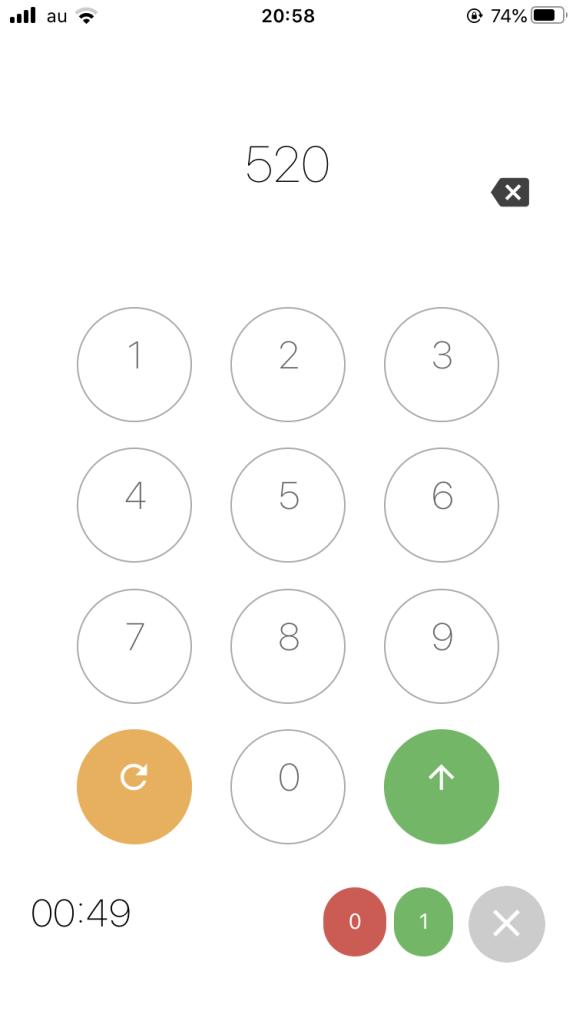 IMG 3397 1 - 【使ってみた】英語の数字に強くなるアプリ!『Foreign Numbers』