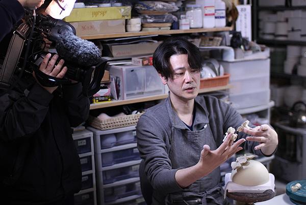 英一郎製磁の骨壺