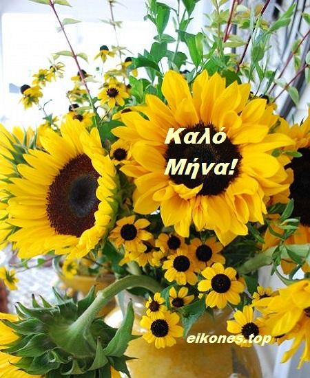 Εικόνες για καλημέρα,καλό μήνα!-eikones.top