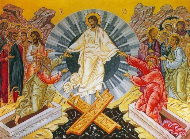 Το Άγιο Πάσχα:Κυριακή του Πάσχα