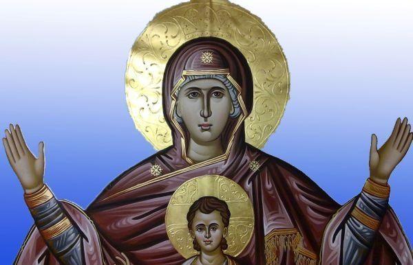 Η Παναγία Θεοτόκος «θησαυρός σωτηρίας» και «πηγή αφθαρσίας»