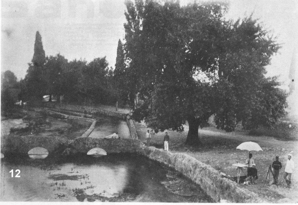 Η πηγή Κεφαλάρι του Κηφισού, που έδωσε το όνομά της στη γνωστή γειτονιά της Κηφισιάς