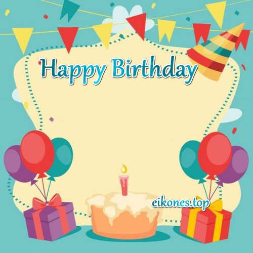 Happy Birthday,eikones.top