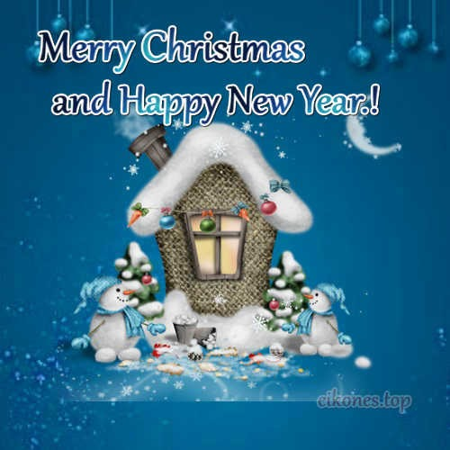 Εικόνες Merry Christmas And A Happy New Year-eikones.top