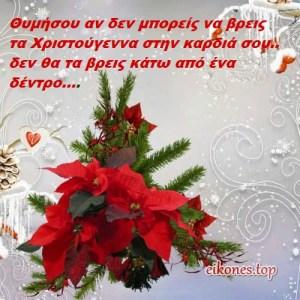 Όμορφα χριστουγεννιάτικα λόγια σε εικόνες.!