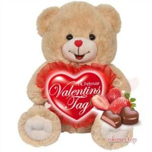 Καρδιές Και Αρκουδάκια Για Του Αγ. Βαλεντίνου