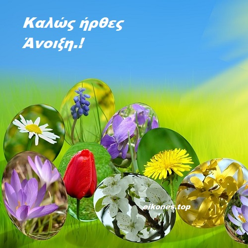 Εικόνες για καλωσόρισμα της Άνοιξης-eikones.top