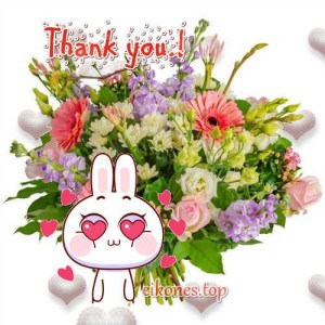 Εικόνες Τοπ για Thank You.!