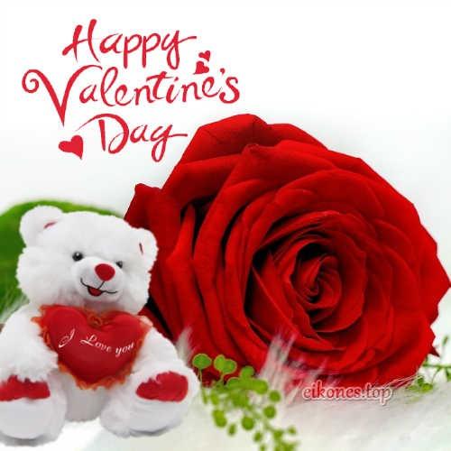 Εικόνες Τοπ Για Happy Valentine's Day.!