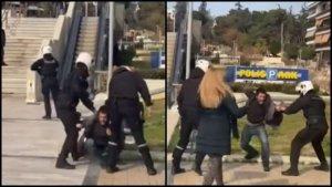 Παγκόσμια Ημέρα κατά της Αστυνομικής Βαρβαρότητας