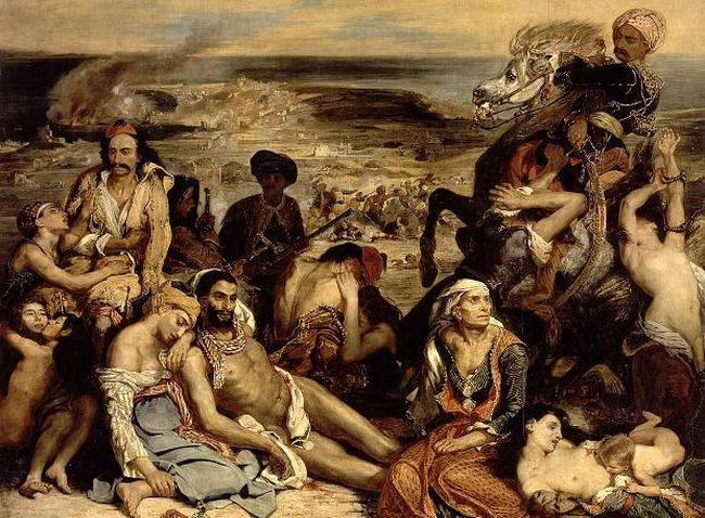 Οι πίνακες του Ντελακρουά για την επανάσταση που ταρακούνησαν τους Ευρωπαίους