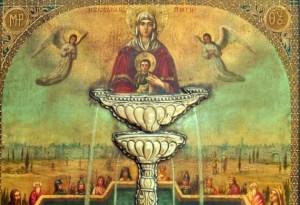 Θαύματα της Υπεραγίας Θεοτόκου Ζωοδόχου Πηγής στη Μονή Λογγοβάρδας Πάρου