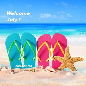 Read more about the article Welcome July Pictures.!