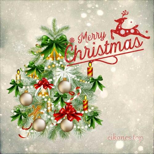 Merry Christmas-eikones.top
