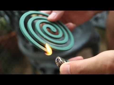 Ο Καπνός Από 1 Μόνο «Φιδάκι» Για Τα Κουνούπια Ισοδυναμεί Με Το Κάπνισμα 100 Τσιγάρων. Δείτε Ποια Είναι Τα Συστατικά Του