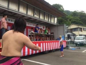 カレー早食い 大日本プロレス ヘラクレス