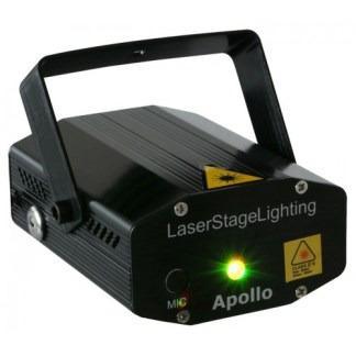 Apollo Multipoint Lasereffect