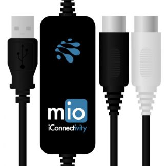 iConnectivity MIO MIDI-USB interface