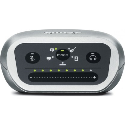 Shure MVi Digitale Audio-Interface