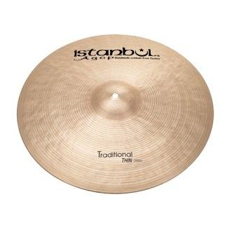 "Istanbul Agop 16"" Traditional Thin Crash"