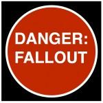 Danger sign homemade