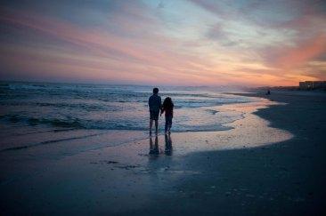 Beach-child-sibling-family-sunset-landscape-photography-Ritz-hotel-Fernandina-Beach-St Mary's GA-Kingsland GA-Jacksonville Beach FL-Amelia Island FL-Fernandina Beach FL-photographer