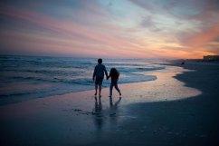 Beach-children-siblings-family-photography-sunset-landscape-Ritz-hotel-Fernandina-Beach-St Mary's GA-Kingsland GA-Jacksonville Beach FL-Amelia Island FL-Fernandina Beach FL-photographer
