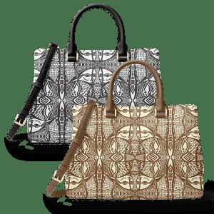 Exotic Faces Handbags