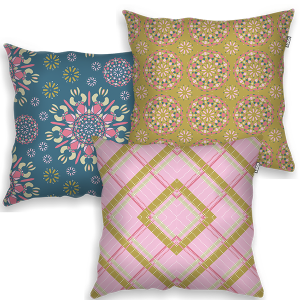 Spring Promise Throw Pillows