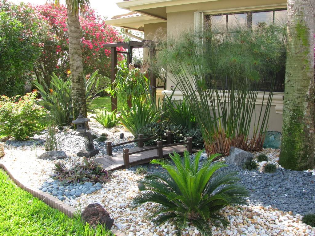 Designs Excellent South Florida Landscaping Ideas Excellent Front