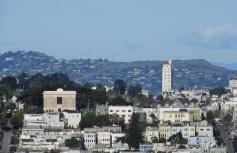 Iconic views of San Francisco neighborhoods