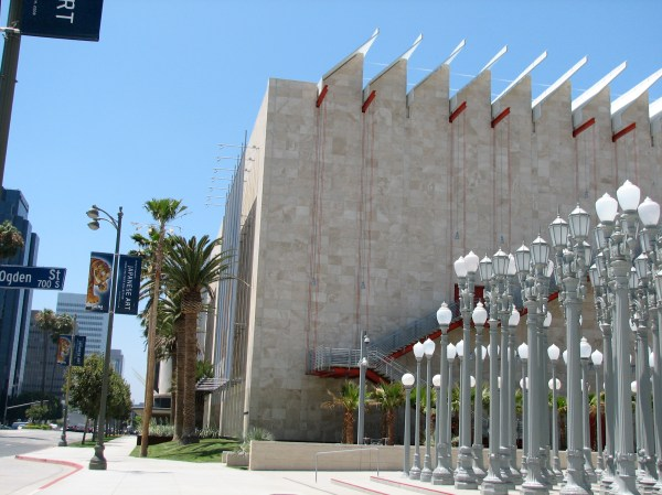 Los Angeles County Museum Of Art California Eileentomson