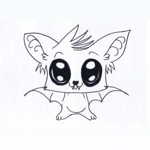 children illustrations animals eyed bat things