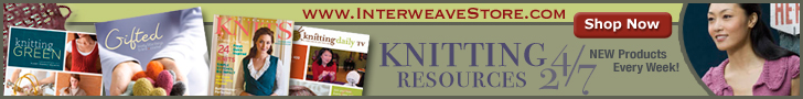 Shop the Interweave Knitting Store Now!