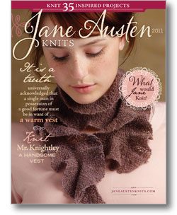 Cover image of Jane Austen Knits, 2011