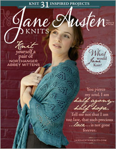 Jane Austen Knits Fall 2012