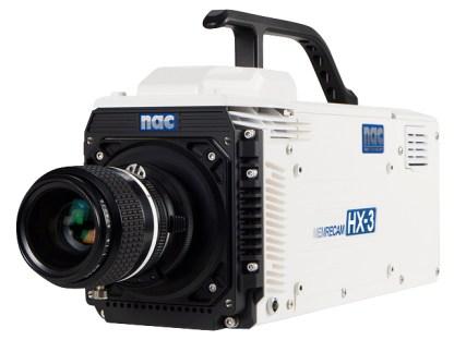 NAC HX3 Camera