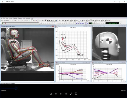 Image Systems-TEMA-Motion Analysis software