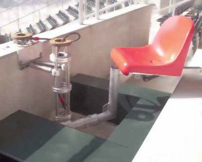 Orbiter Camera Seat