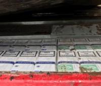 Украинец пытался вывезти за границу более 11 тысяч пачек сигарет – ГФС