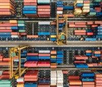 Дефицит торговли товарами Украины продолжает увеличиваться