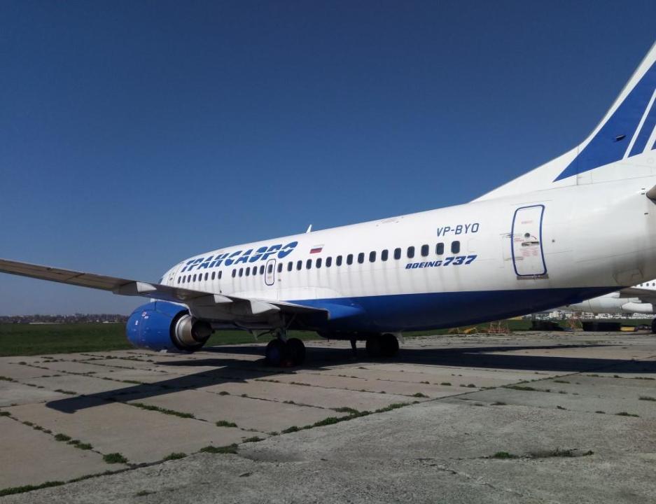 Літак Boeing B 737/524
