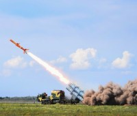 """Ракетный комплекс """"Нептун"""" прошел новые огневые испытания"""