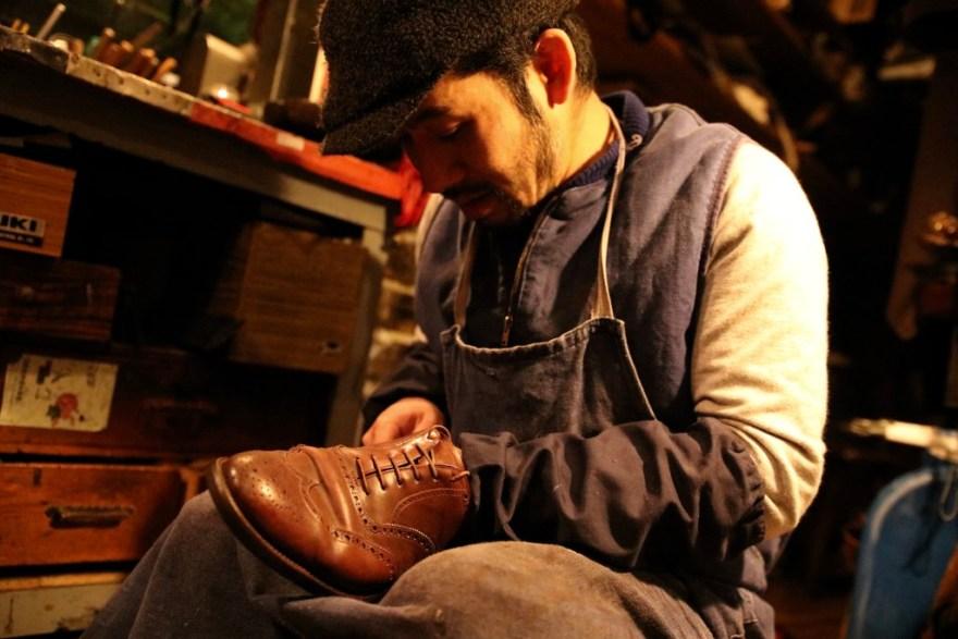 【ボルサ / 鞄・靴修理】松本 誠