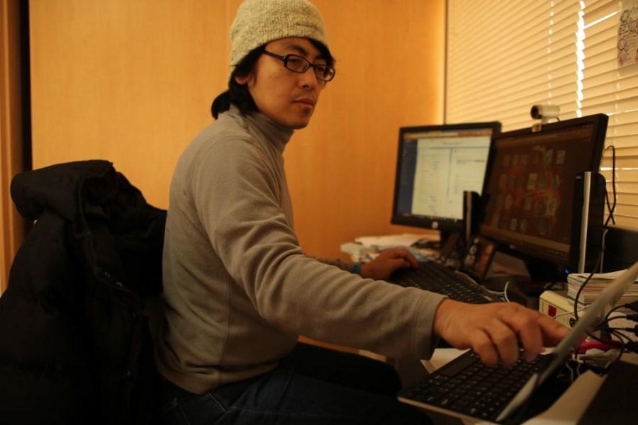 【webpop / WCK 代表】杉本 憲昭