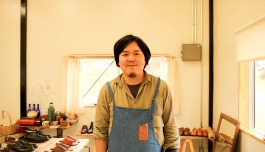 kino shoe works 木下 藤也|大量生産では出せない、手づくり靴のこだわり